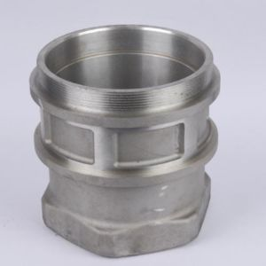 Stainless Steel Casting Three Way Pipe Fittings (Investment Casting) pictures & photos