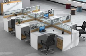 China Customized Office Workstations Office Furniture Cubicles China Workstation Office Workstation