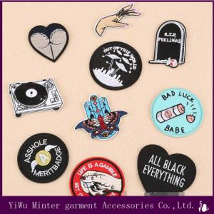 Embroidery Patches Sew On Iron On Badge Applique Bag Craft Sticker TransferRSDE