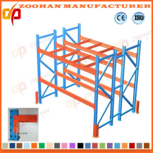Light Duty Warehouse Metal Rivet Shelf Storage Display Rack (Zhr105) pictures & photos