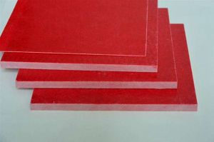 Unsaturated Polyester Glass Mat Molded Sheet (GPO-3/UPGM203-TM Sheet)