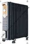 Oil Filled Radiator with Black Outer Case (NST-J)