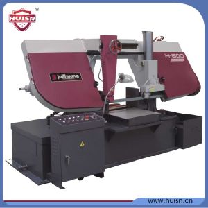H-600 Horizontal Doubl Dolumn Metal Band Saw pictures & photos