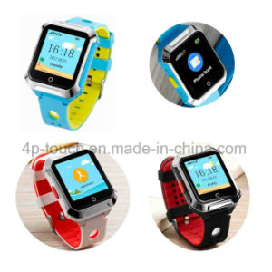 Waterproof GPS Tracker Watch for Kids Safety with Sos Emergency Call Y3 pictures & photos