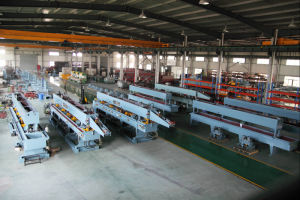 Automatic Steel Bar Truss Welding Line pictures & photos
