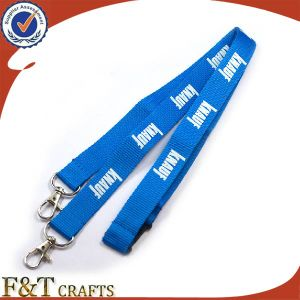 Hot Selling Lanyard or Ribbon with Your Design pictures & photos