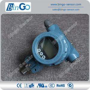 4~20mA Pressure Transmitter with Smart LCD pictures & photos
