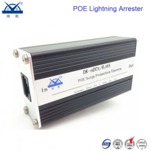 Poe IP Camera RJ45 Lightning Arrester pictures & photos