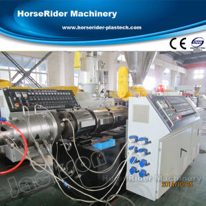 PVC Water Pipe Extruding Making Machine pictures & photos