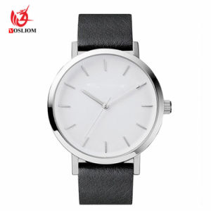 Simple Design Lady Fashion Watch Japan Movement Quartz Leather Watch Promotion Gift Watches Women Vogue Hand Wrist Watch#V783
