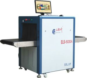 Small Size Single Energy Baggage Security X Ray Machine (ELS-5030A) pictures & photos