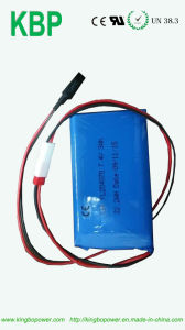 Lithium Polymer Battery Pack for Safety Lock