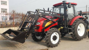 New Condition Chinese Tractor Farm Usage 120HP Tractor for Sale pictures & photos