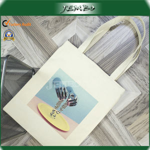 Special Printing Cotton Canvas Tote Bag for Artwork pictures & photos