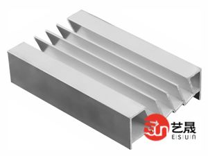 Customized Froging Extrusion Heat Sink Aluminum, Heat Sink LED (EP124)