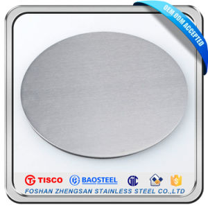 201 Stainless Steel Circle Price pictures & photos
