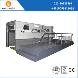 High Performace Carton Box Cardboard Creasing Machine and Die Cutter