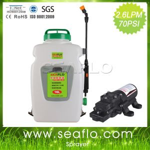 Electric Pump Pressure Hand Spray Bottle for Agriculture pictures & photos