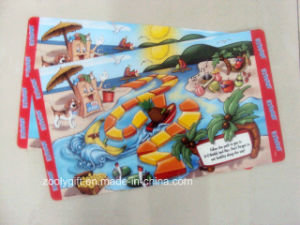 Promotional 3D Lenticular PP Table Placemat Table Mat pictures & photos