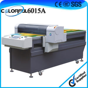 Digital Leather Screen Printing Machine (Colorful 6015)