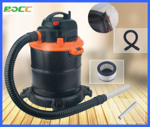 1000W Low Noise Muti-Function Ash Vacuum Cleaner for Fireplace BBQ with Wheels CE RoHS