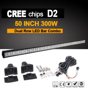 "50"" Offload LED Light Bar 300W (Waterproof IP68, Warranty 2 years)"