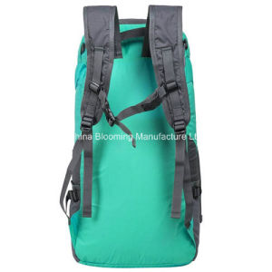 Waterproof Lightweight Travel Climbing Bag Foldable Packable Hiking Sport Bag pictures & photos