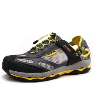 Hiking Sneakers Sports Safety Trekking Shoes for Men (AK8959) pictures & photos