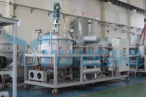 Waste Engine Oil Treatment Machine pictures & photos