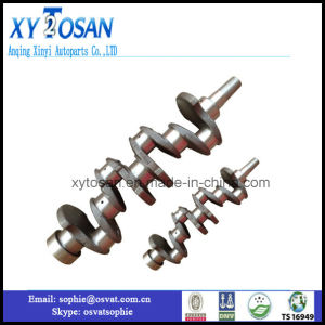 Casting Crankshaft for Komatsu Engine 4D94 OEM 6207-31-1110 Shaft pictures & photos