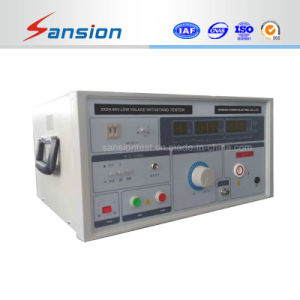 Sxdn-3kv/5kv/10kv Low Voltage Dielectric Withstand Tester for Hipot Test pictures & photos