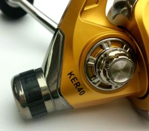 Gold Fishing Reel High Quality Spinning Fishing Tackle Good Fishing Manufacturer pictures & photos