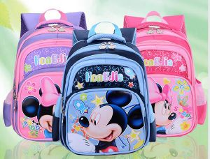 High Quality OEM Kid′s School Backpack Bags
