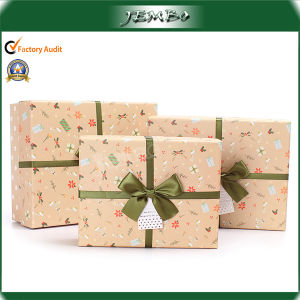 Custom Fashion Newly Reusable Gift Christmas Package Box pictures & photos