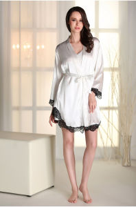 Sexy silk sleepwear for women