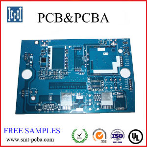 2 Layer Fr4 1oz Circuit Board PCB with UL, SGS, RoHS Certificate