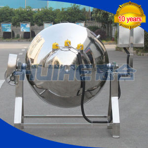 Stainless Steel Jacketed Kettle (heat souce) pictures & photos