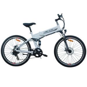 26'' Foldable Electric Bike W Horse (TDE1301Z)