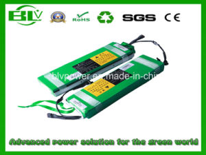Electric Bike Battery 13A 48V E-Bike Battery with Samsung Battery Icr 18650 26FM Cell Li-ion Battery Pack pictures & photos