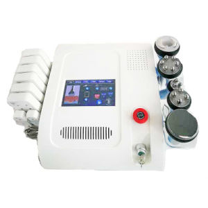 7in1 Cavitation Ultrasonic Radio Frequency Rfbipolar Tripolar Multipolar Photon pictures & photos