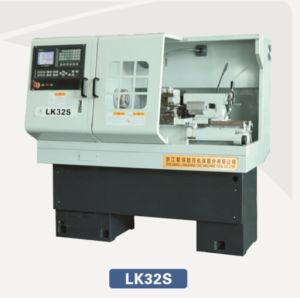 CNC High Precision Lathe Machine (LK32S) pictures & photos