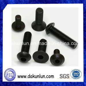 Special Socket Hex and Countersunk Hex Carbon Steel Screw