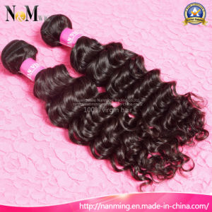 High Quality Afro Twist Hair Braid Peruvian Curly Hair Women′s Remy Hair Extension pictures & photos