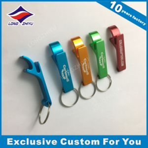 Custom Metal Bottle Opener Keychain with Colors pictures & photos