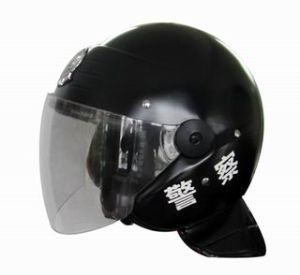 PC/ABS Anti-Riot Helmet for Military pictures & photos