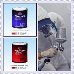 Auto Paint, Car Coating-M5 1k Basecoat Violet Blue pictures & photos