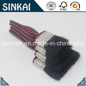 High Quality Kaiser Style Natural Bristle Brushes pictures & photos