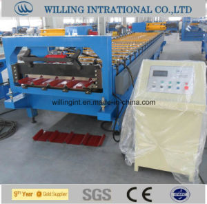 Steel Galvanized Roofing Wall Cold Rolling Machine Line/ Machinery pictures & photos