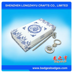 Chinese Porcelain Hologram Bookmark pictures & photos
