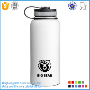 Hot Sale 32 Ounce Double Wall Insulated Hydro Flask Stainless Steel Vacuum  Flask Water Bottle